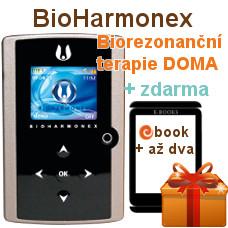 Bioharmonex - biorezonanční terapie doma