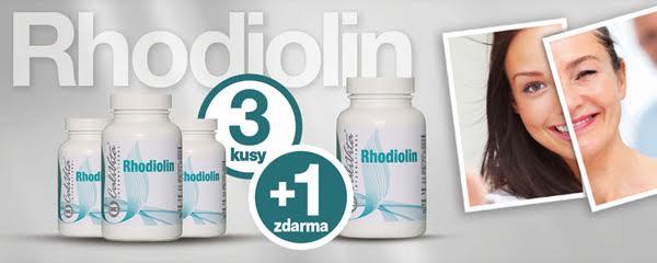 rozchodnice růžová - Rhodiolin 3+1