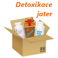 Detoxikace, očista a regenerace jater